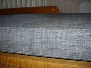 Confection coussin pour un Day bed