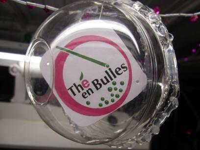 Déco Thé en bulles