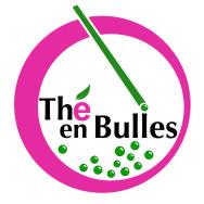 Logo Thé en Bulles