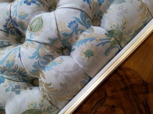 Rosa Najdovski - Tête de lit capitonnée